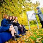 Team 2012 Herbstansicht