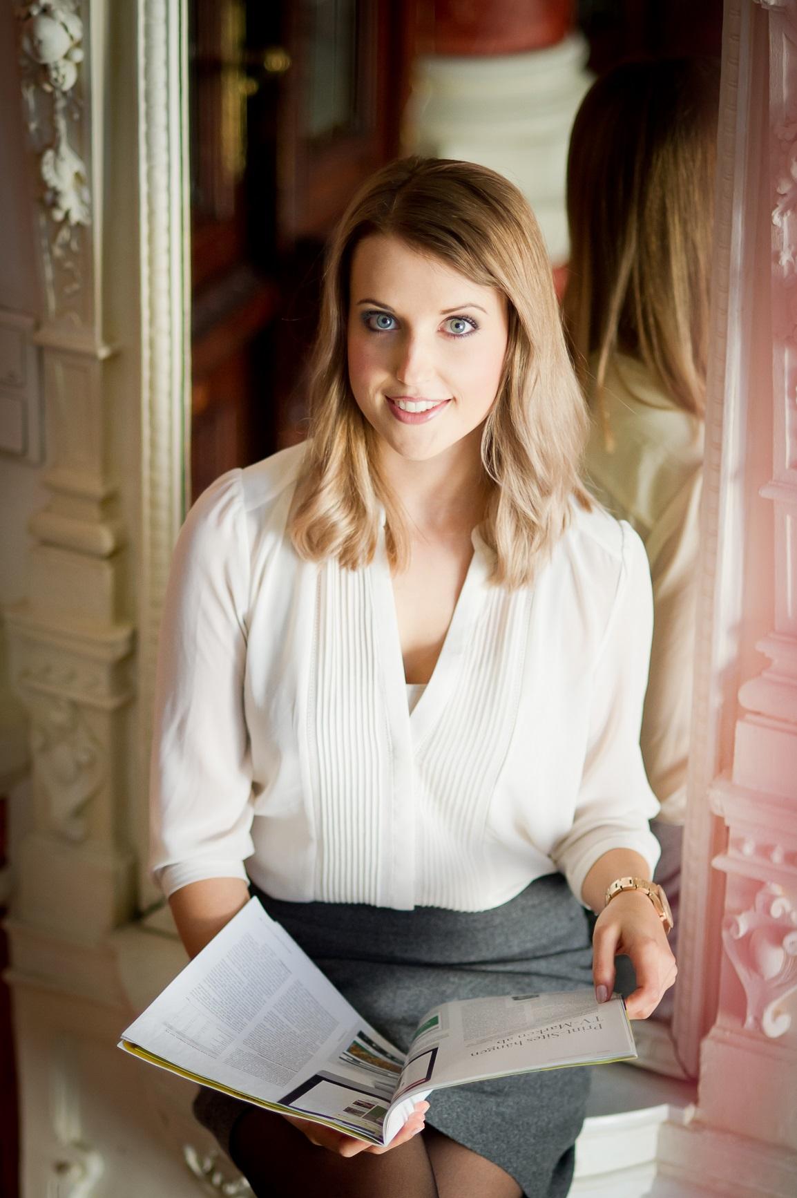 Eva Sara Lenz von KMB| Wiesbaden