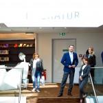 Dr. Klaus M. Bernsau, Eva Sara Lenz und Inna Weyrauch von KMB| Wiesbaden