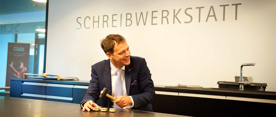 Dr. Klaus M. Bernsau von KMB| Wiesbaden