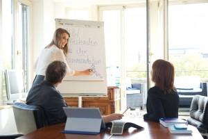 Kommunikation ist gestaltbar – durch Planung, Einbinden der Kommunikationspartner, Zielüberprüfung