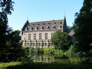 Das Wasserschloss Wittringen in Gladbeck