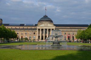 Wiesbaden - gut 250km Entfernung zum Ruhrgebiet