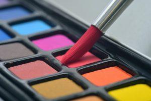 Analyse der Farbgestaltung