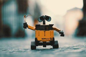 Roboter übernehmen Aufgaben, keine Arbeitsplätze.