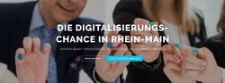 Digitalisierungs-Werkstatt Rhein-Main Key Visual