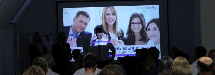Digitalisierungs-Werkstatt Rhein-Main Dr. Klaus M. Bernsau von KMB|