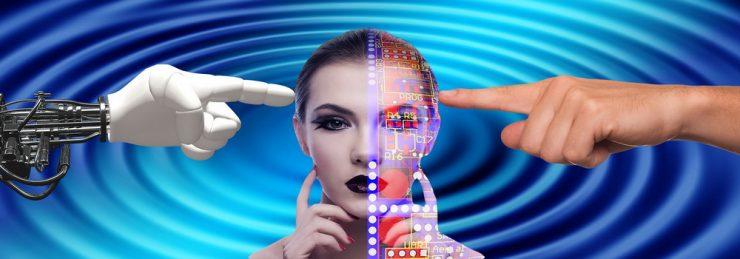 Digitalisierung im Dialog Mensch und Maschine